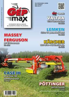 GÉPmax – 2016-04 – április