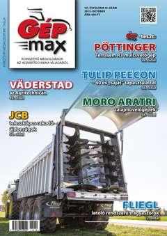 GÉPmax – 2015-10 – október