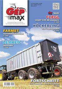 GÉPmax – 2014-06 – június/július