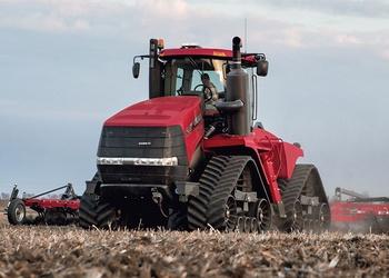 """A Case IH Quadtrac 620 az """"Év Traktora 2014-ben"""" XXL kategóriában"""