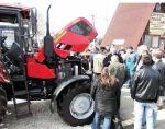 Belarus traktorújdonságok bemutatója Mátészalkán