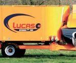 A takarmánykeverő-kiosztó kocsik új változata