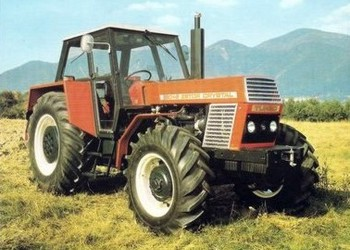 A ZETOR CRYSTAL/UR II traktorcsalád története