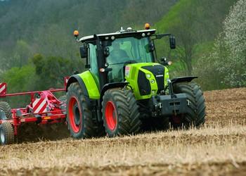 Az új Claas ARION, nagytraktorok szintjén