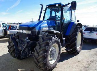 A New Holland traktorok mostantól Vredestein abroncsokkal is kaphatóak