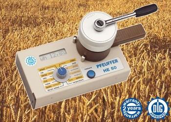 Gyors nedvességmérők az aratáshoz!