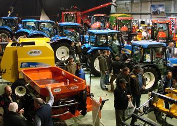 II. Agrárgépshow Etyek (Fotók a kiállításról)