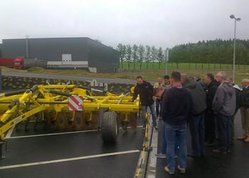 BEDNAR FMT gyár- és farmlátogatás