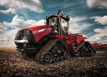 A CASE IH QUADTRAC és STEIGER traktorok legújabb generációja