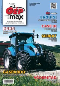 GÉPmax – 2013-01 – január