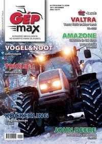 GÉPmax – 2011-12 – december