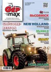 GÉPmax – 2015-04 – április