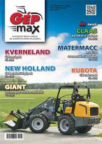 GÉPmax – 2015-06 – június/július