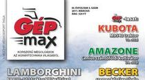 GÉPmax – 2011-03 – március
