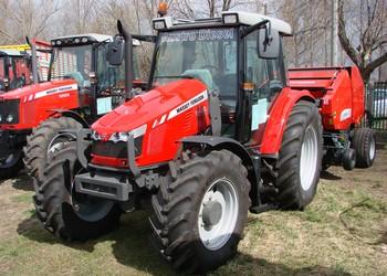 A Massey Ferguson 5400-as traktorcsalád 4 új modellel egészült ki