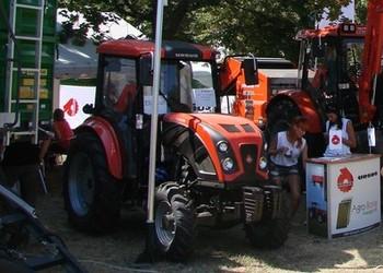 A debreceni Farmer-Expo kiállításon mutatkoztak be a megújult lengyel URSUS traktorok