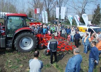 A Güttler Kft. nagyszabású szántóföldi bemutatót rendez a II. Székkutasi Regionális Szántóverseny alkalmából.