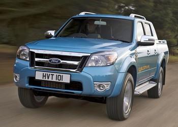 Új Ford Ranger – Tényleg olyan kemény, mint amilyennek látszik