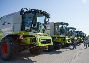 Két nagy múltú hazai mezőgazdasági nagyüzem is új Claas kombájnokkal lát hozzá az idei aratáshoz