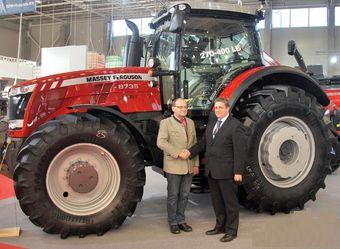 A Huntraco Zrt. a mezőgazdasági géppiacon is jelen van