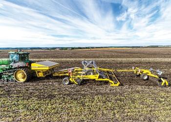 Mélyműtrágyázás mély talajlazítással – magasabb intenzifikációs fokozat