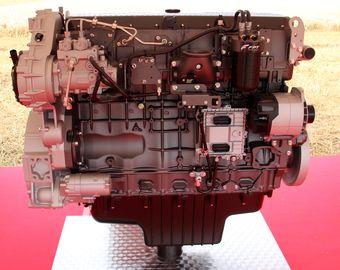 A Case IH Axial-Flow 9240 kombájnok lelke a 2014-es – Év dízelmotorja