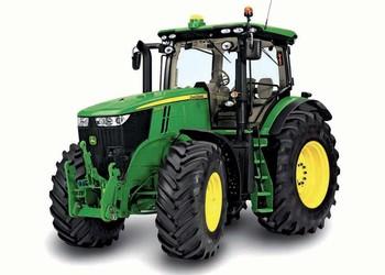 John Deere 7280R Az Év Traktora 2012