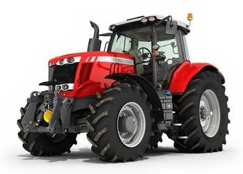 110 és 140 LE-s Massey Ferguson traktorok ajándék mellsőhíd rugózással!