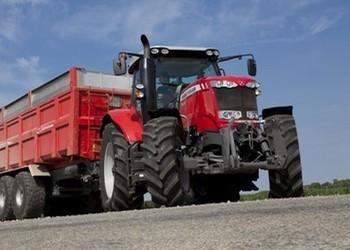 Teljesen új Massey Ferguson 7600-sorozatú traktorok 185-től 235 LE-ig