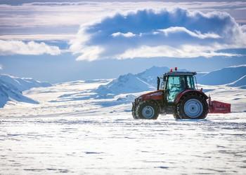 Antarctica 2014 – A Massey Ferguson visszatér a Déli-sarkra