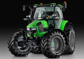 Új DEUTZ-FAHR 5-ös traktorsorozat