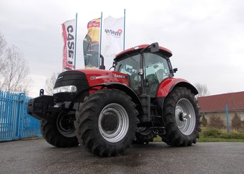 Case IH Puma Demo Tour 2012.