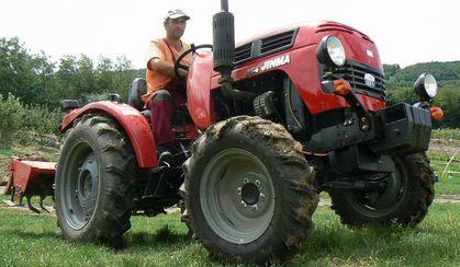 Kis traktor, nagy megtakarítás