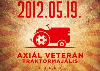 Nyolcvan traktor és agrárpop dübörög a bokori traktormajálison