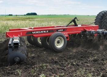 Új Versatile talajművelő eszközök