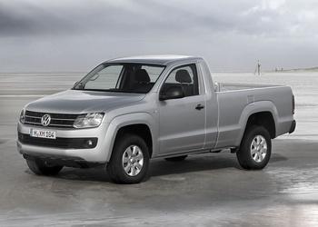 Új motorral nagyobb vezetési élményt és kényelmet nyújt a VW Amarok
