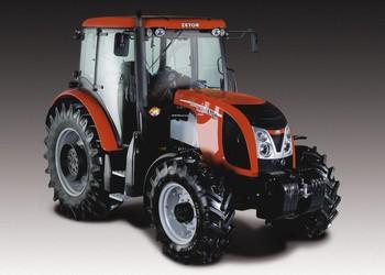 A Zetor Proxima Plus 105 traktor