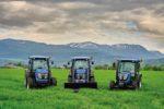 Solis 75 és 90 lóerős traktorok szántóföldi és kommunális célokra