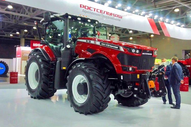 rostselmas traktor
