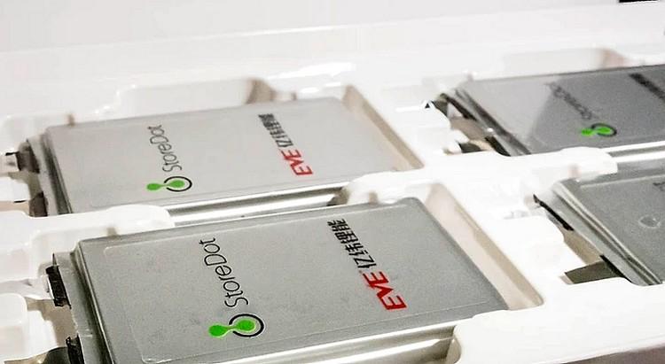 Az új akkumulátor is Kínában készül
