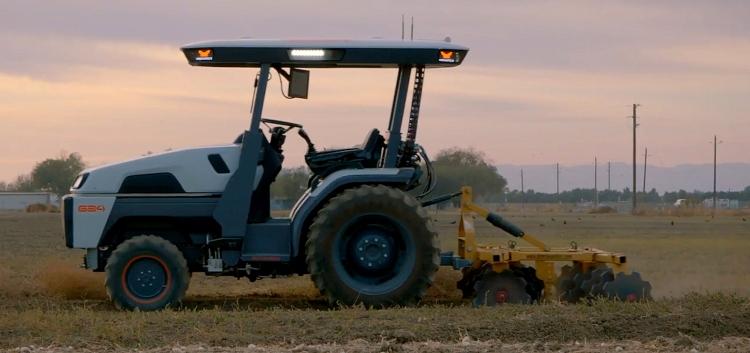 robottraktor