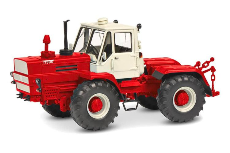 Mezőgazdasági erőgép, de csak gyűjtői modell gyantából