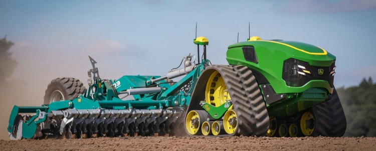 Mezőgazdaság és elektromos traktor