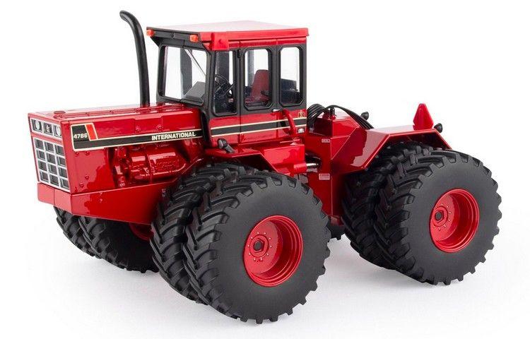 Mezőgazdasági erőgép, de csak gyűjtői modell, IH 4786–Steiger