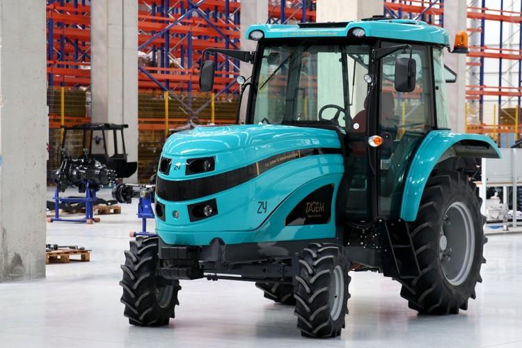 E-traktor a mezőgazdaságba, mint nulla emisszió