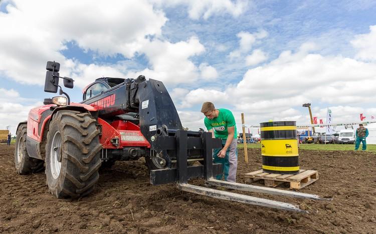 Mezőgazdaság, agrárgépész