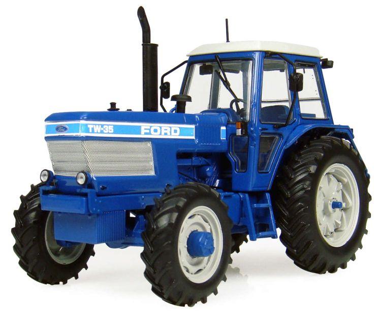 Mezőgazdasági erőgép, de csak gyűjtői modell, Ford TW