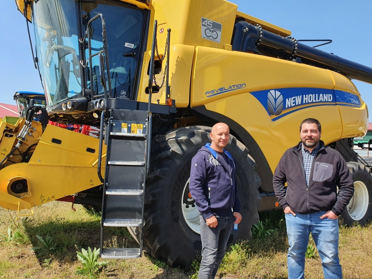 New Holland Agrotec Kft.