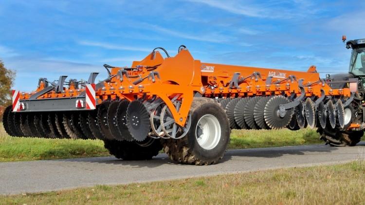 Mezőgazdaság, sekély talajművelés