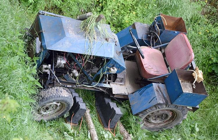 Mezőgazdaság, halálos baleset